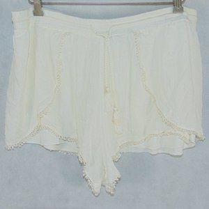 Derek Heart Plus soft cute shorts + size 2x